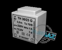 Фото Малогабаритный трансформатор для печатных плат ТН 30/23 G
