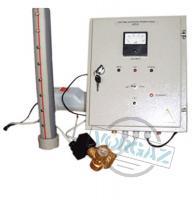 Устройство контроля толщины слоя пены и уровня пульпы КУП-8