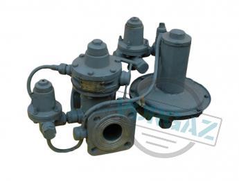Регуляторы давления газа РДСК-50/400, РДСК-50/400Б, РДСК-50/400М